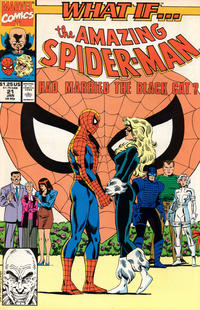 Cover Thumbnail for What If...? (Marvel, 1989 series) #21