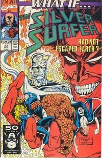 Cover for What If...? (Marvel, 1989 series) #22 [Newsstand]