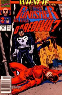 Cover Thumbnail for What If...? (Marvel, 1989 series) #26 [Newsstand]