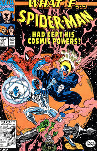 Cover Thumbnail for What If...? (Marvel, 1989 series) #31