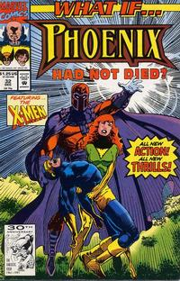 Cover Thumbnail for What If...? (Marvel, 1989 series) #32