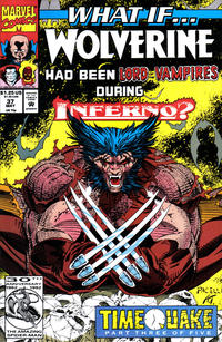 Cover Thumbnail for What If...? (Marvel, 1989 series) #37