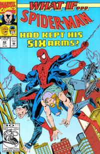 Cover Thumbnail for What If...? (Marvel, 1989 series) #42