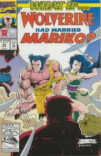 Cover Thumbnail for What If...? (Marvel, 1989 series) #43