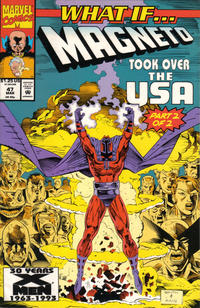 Cover Thumbnail for What If...? (Marvel, 1989 series) #47