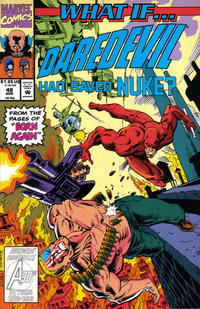 Cover Thumbnail for What If...? (Marvel, 1989 series) #48
