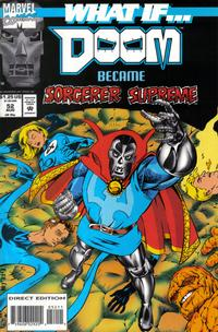 Cover Thumbnail for What If...? (Marvel, 1989 series) #52