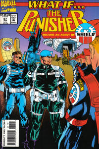 Cover Thumbnail for What If...? (Marvel, 1989 series) #57 [Direct Edition]