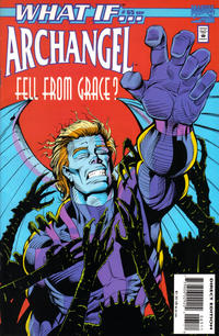 Cover Thumbnail for What If...? (Marvel, 1989 series) #65
