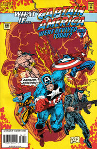 Cover Thumbnail for What If...? (Marvel, 1989 series) #68
