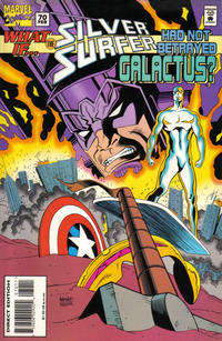 Cover Thumbnail for What If...? (Marvel, 1989 series) #70