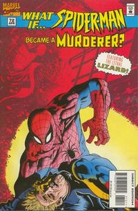 Cover Thumbnail for What If...? (Marvel, 1989 series) #72