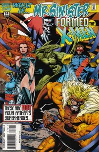 Cover Thumbnail for What If...? (Marvel, 1989 series) #74