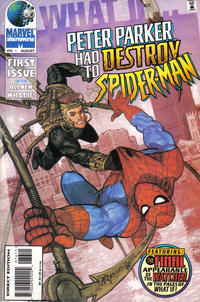 Cover Thumbnail for What If...? (Marvel, 1989 series) #76 [Direct Edition]