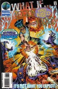 Cover Thumbnail for What If...? (Marvel, 1989 series) #77