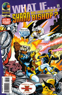 Cover Thumbnail for What If...? (Marvel, 1989 series) #84