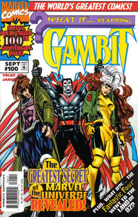Cover Thumbnail for What If...? (Marvel, 1989 series) #100