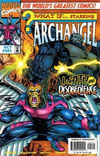 Cover Thumbnail for What If...? (Marvel, 1989 series) #101