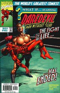 Cover Thumbnail for What If...? (Marvel, 1989 series) #102