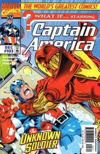 Cover Thumbnail for What If...? (Marvel, 1989 series) #103