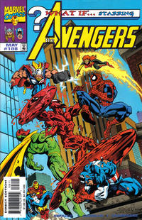 Cover Thumbnail for What If...? (Marvel, 1989 series) #108