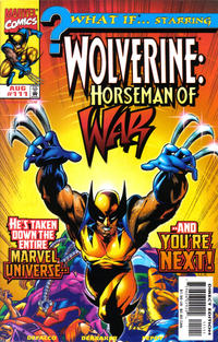 Cover Thumbnail for What If...? (Marvel, 1989 series) #111