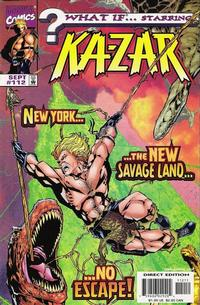 Cover Thumbnail for What If...? (Marvel, 1989 series) #112