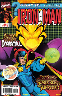 Cover Thumbnail for What If...? (Marvel, 1989 series) #113