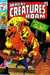 Cover Thumbnail for Where Creatures Roam (Marvel, 1970 series) #7