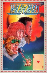 Cover Thumbnail for Wild Cards (Marvel, 1990 series) #1