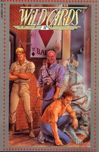 Cover Thumbnail for Wild Cards (Marvel, 1990 series) #2