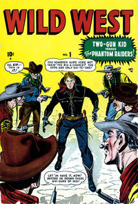 Cover Thumbnail for Wild West (Marvel, 1948 series) #1