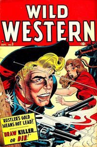 Cover Thumbnail for Wild Western (Marvel, 1948 series) #3