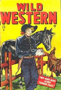 Cover Thumbnail for Wild Western (Marvel, 1948 series) #5