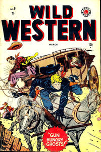 Cover Thumbnail for Wild Western (Marvel, 1948 series) #6