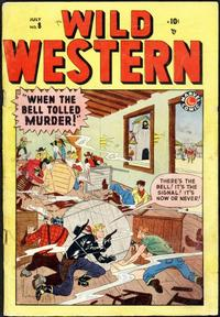Cover Thumbnail for Wild Western (Marvel, 1948 series) #8