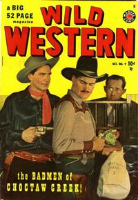 Cover Thumbnail for Wild Western (Marvel, 1948 series) #9
