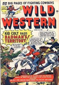 Cover Thumbnail for Wild Western (Marvel, 1948 series) #11