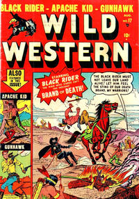 Cover Thumbnail for Wild Western (Marvel, 1948 series) #17
