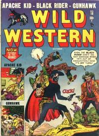 Cover Thumbnail for Wild Western (Marvel, 1948 series) #18