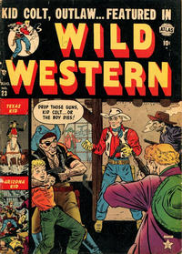 Cover Thumbnail for Wild Western (Marvel, 1948 series) #23