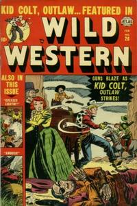 Cover Thumbnail for Wild Western (Marvel, 1948 series) #26