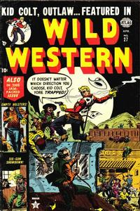 Cover Thumbnail for Wild Western (Marvel, 1948 series) #27