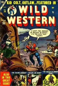 Cover Thumbnail for Wild Western (Marvel, 1948 series) #30
