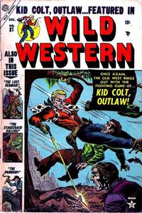 Cover Thumbnail for Wild Western (Marvel, 1948 series) #31