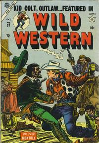 Cover Thumbnail for Wild Western (Marvel, 1948 series) #37