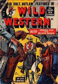 Cover Thumbnail for Wild Western (Marvel, 1948 series) #41