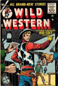 Cover Thumbnail for Wild Western (Marvel, 1948 series) #45