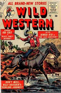 Cover Thumbnail for Wild Western (Marvel, 1948 series) #48