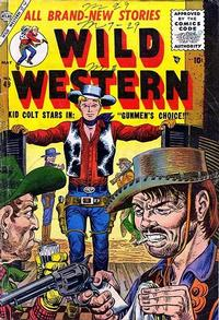 Cover Thumbnail for Wild Western (Marvel, 1948 series) #49